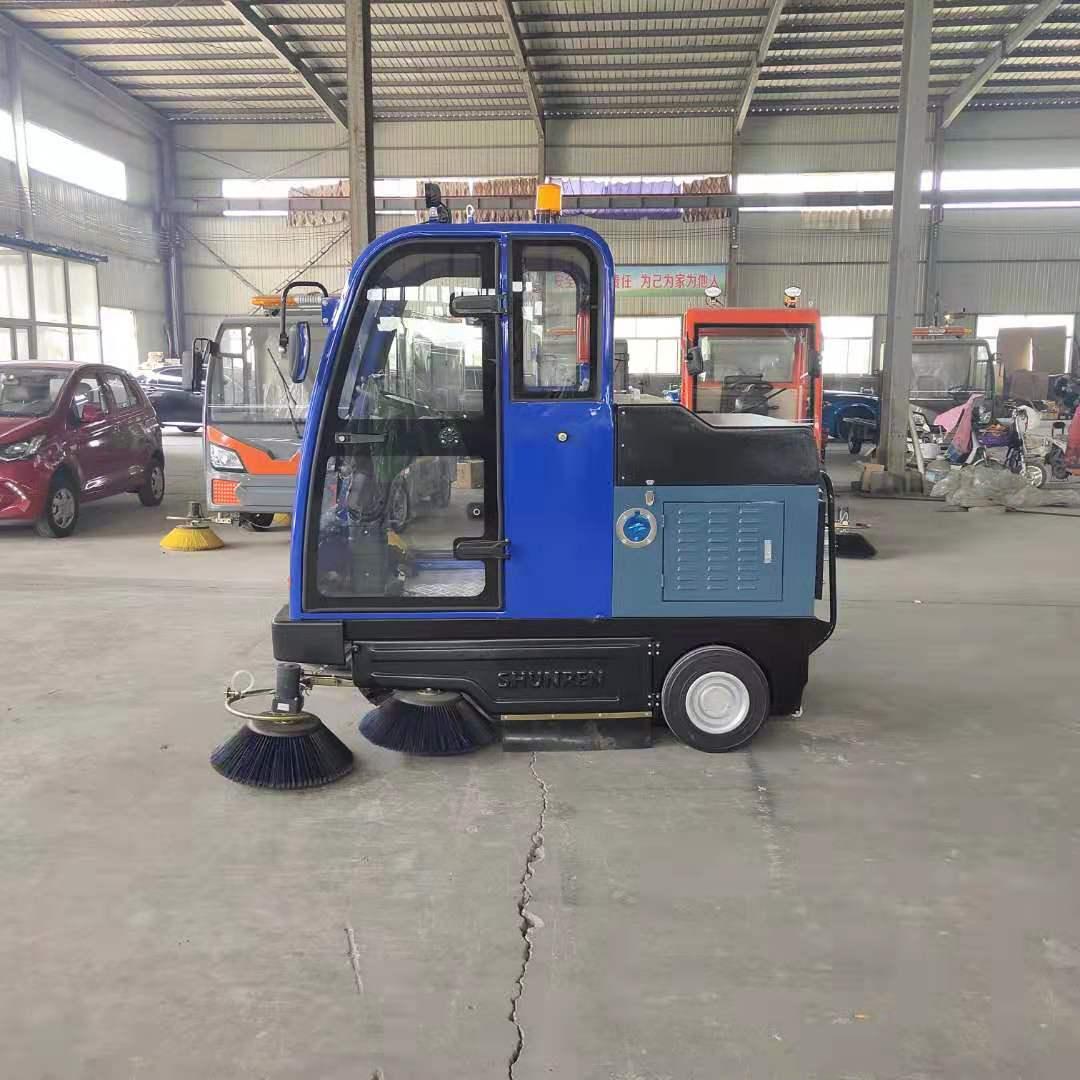 杭州電動掃路車生產