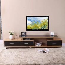 贺州优质竹炭电视机柜定制 电视机柜 盛福图片
