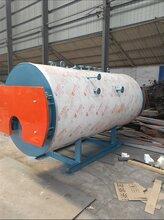 滁州環保臥式燃油氣蒸汽鍋爐