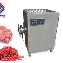 大型绞碎机,大功率绞冻肉机不锈钢辣椒酱机图片
