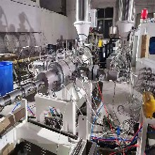 衡阳HDPE双壁波纹管生产线制作 PE双壁波纹管设备 君尔