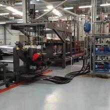 兰州PET片材生产线型号 PVC片材生产线 提供免费样品