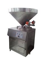 大型液压灌肠机,不锈钢灌肠机,香肠腊肠设备,自动装腊肠机器图片