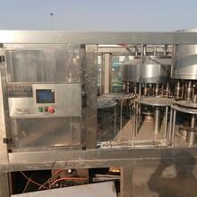 嘉兴二手饮料灌装机规格 产量大 耗能低