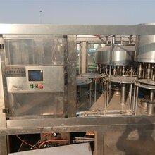 嘉興二手飲料灌裝機規格 產量大 耗能低