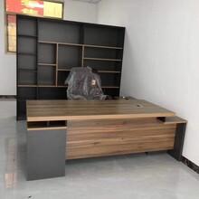 温州专业生产老板桌厂家直销办公桌厂家报价图片
