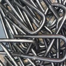 臺州U型絲 優質U型螺栓 產量大 壽命長 萌軒緊固件圖片