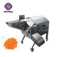 大型果蔬切丁机食品厂专用蔬果切丁高效率产量大图片