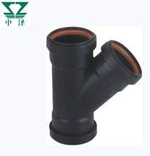 郑州HDPE超静音排水管生产厂-郑州柔性承插HDPE静音排水管哪家好