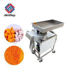 马铃薯切丁机,土豆切大块机设备自动切丁机,芋头红薯果蔬切大丁机价格图片