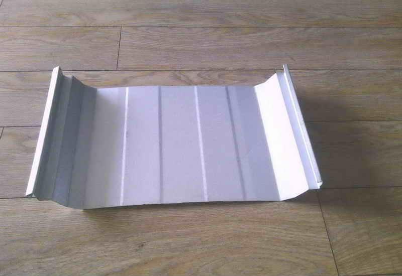 拉萨市暗扣板彩钢铝镁锰暗扣板820型销售安装
