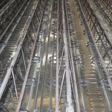 那曲0.7-1.2mm钢筋桁架楼承板TD4-140 量大从优 久亚发图片