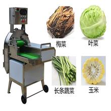 商用切菜机/切包心菜切白菜机器蔬菜切丝机瓜果切片机图片