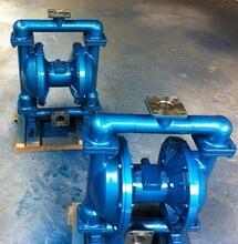 青岛专业生产气动隔膜泵厂家价格隔膜泵生产厂家图片