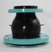 變徑橡膠接頭_鄭州KYT型可曲撓變徑橡膠軟接頭選國安管道_價格優惠