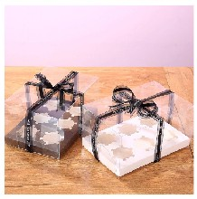 云南专业定制纸杯蛋糕盒生产厂家纸杯蛋糕盒图片