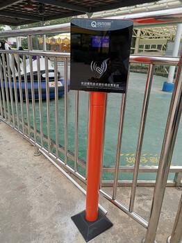 游乐场通票刷卡机,游乐园年卡收费系统