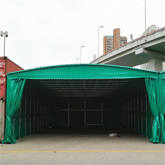 贵阳新款活动推拉雨棚厂