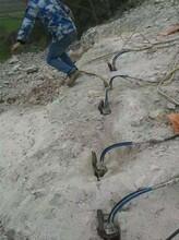 挖改钻机为您开启了新的施工方法挖改切削钻机挖改凿岩钻机图片