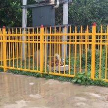 玻璃钢绝缘围栏A高压绝缘安全围栏A玻璃钢围栏供应图片