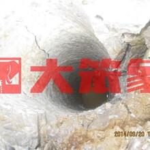 东莞5000吨液压分裂机先进的石头爆破设备方法 劈裂棒图片