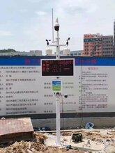TSP揚塵檢測設備連接監管部門圖片