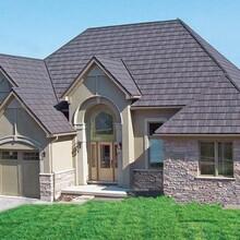 张家界氟碳深灰色铝镁锰板YX65-400型 全国均可发货图片