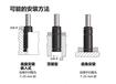 連云港國產氮氣彈簧哪個牌子好 全系列全規格