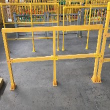 加工玻璃钢安全护栏厂家图片