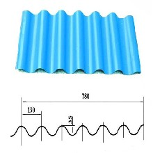 福建定制波浪板安装,铝合金波纹图片