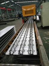 枣庄0.7-1.2mm钢筋桁架楼承板TD4-110 型号规格图片