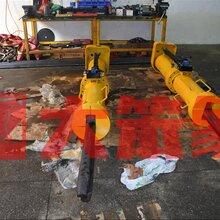台州劈裂棒矿山开采爆破机械设备 分裂机 欢迎致电