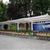 自行车棚生产厂家_出售郑州自行车棚