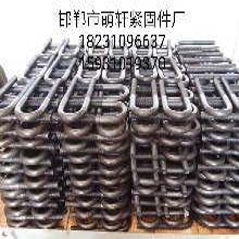 淮安U型螺栓 工艺精良 性能优异图片
