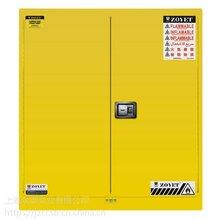 直销深圳防火柜实验室大型防火柜110加仑黄色可定制安全防爆柜