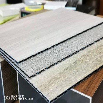 环保美丽复合板品牌 美丽木纹金属复合板 制造工艺优