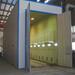 绥化全自动喷砂房 自动喷砂房 清洁环保型