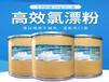 氯漂粉市场行情供应优良的高效氯漂粉