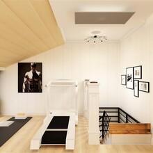 江门环保竹木纤维护墙板品牌 护墙板 优惠价格图片