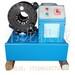 钢管缩管机自动扣压机立卧两用缩扩口机液压油管大棚锁管机压管机