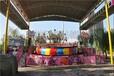 儿童游乐设施热门迪斯科转盘造型美观,转盘游乐设备