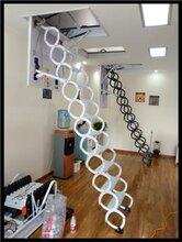 河南阁楼折叠伸缩梯(电动款) 制造工艺优
