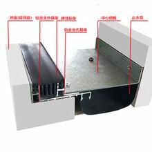 丰县橡胶嵌平型变形缝厂家 可加工定制