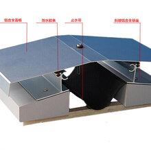 荣县变形缝盖板 尺寸精准