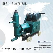 蘇州供應BW60-8注漿機定制 路面注漿單缸泵 可加工定制圖片