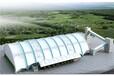 陜西西安山西太原膜結構煤棚-甘肅氣膜結構煤棚設計找哪家