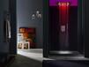 福建市暗裝花灑圖片-名聲好的LED暗裝花灑供應商-當選樂浴衛浴