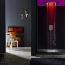福建市暗裝花灑圖片-名聲好的LED暗裝花灑供應商-當選樂浴衛浴圖片