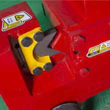 石渠液压角铁切断机 产量大 耗能低