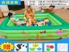 遼寧兒童游泳池-鄭州品牌好的充氣式兒童游泳池-質量有保證